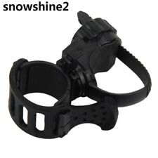 360 Degree Cycling Bicycle Bike Mount whole Clamp Clip Torch Flashlight LED for