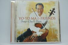 Yo-Yo Ma & Friends - Songs Of Joy & Peace   (Classical Christmas) PROMO CD Album