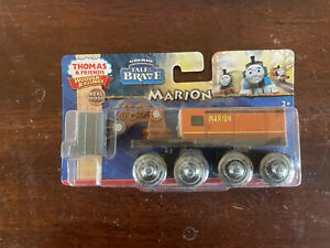 2014 Fisher Price Thomas Train Wooden Marion! NEW!