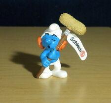 Smurfs Soundman Technician Smurf Figure Vintage Classic Movie PVC Peyo Lot 20712
