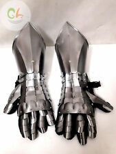 Medieval Knight Gauntlets Functional Armor Gloves Adult Medieval collectible