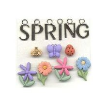 Dress it Up Buttons - More Than Words 'Spring'