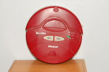 iRobot Roomba 4100 - Red - Robotic Cleaner Vacuum