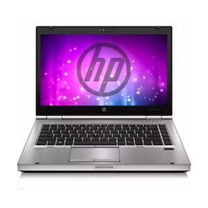 Notebook Laptop HP EliteBook 2570P Core i5-3320M 3,3GHz 4GB 128GB SSD Win 10