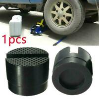 Car Slotted Frame Rail Floor Jack Adapter Lift Rubber Stand kcc0 Pad Holder N1L4