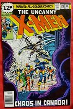 X-Men 120 Marvel 1979 1st Appearance Of Alpha Flight nmt