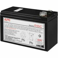 APC Replacement Battery Cartridge 17 (rbc17) - AMERICAN POWER CONVERSION - RBC17 Replacement Battery, Battery