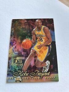 Kobe Bryant Rookie card 1996-97 FLAIR SHOWCASE ROW 1 #31 RC - Rare *read desc*