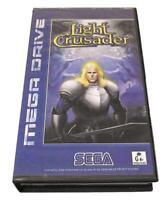 Light Crusader Sega Mega Drive PAL *No Manual*