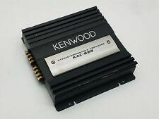 Kenwood KAC-628 2-Channel 300W Stereo Bridgeable Car Audio Amplifier Amp