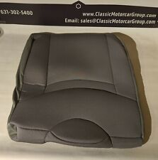 GM 2003 – 2004 Saturn Ion Rear Seat Back Cover Grey Part # 22723124