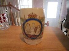 King George VI & Queen Elizabeth Coronation 1937 - Bone China Tumbler