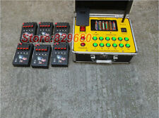24CH fireworks firing system 500m Remote Smart Switch radio fire Safety igniter