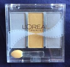 "L'OREAL ~ TRILOGY SHEER COLOR EYESHADOW TRIO ~ ""CASTING CALLS"" ~ NEW/SEALED ~"