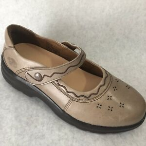 Dr Comfort Shoes 7.5 W Sunshine Womens 7 1/2 Wide Width Beige Orthopedic