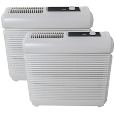Hunter HEPAtech Small Tabletop Air Purifier (2 Pack)