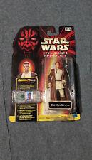 Action figure Star Wars Episode 1 Obi Wan Kenobi Talk chip