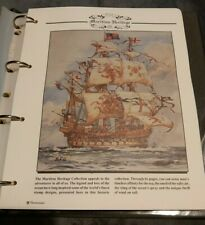 Westminster Maritime Heritage Stamp Collection In Folder