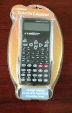 CALIBER SCIENTIFIC CALCULATOR 10-DIGIT DISPLAY PROTECTIVE COVER