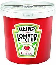 HEINZ KETCHUP MEGA 10L TUB Sauce Lovers KITCHEN CATERING FOOD VAN 10 8 2020