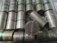 A Saisir : Rouleau de 25 X 1 Franc Semeuse reconstitué