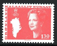 Greenland 1980 130 Ore Queen Margrethe II Mint Unhinged