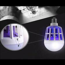Anti-mosquito Lamp 15W E27 LED Bulb Light 2835 SMD UV 960lm Bird Cage AC220V