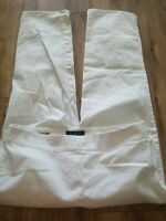 Talbots Heritage White Pants Size 10 Excellent Condition