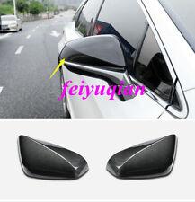 Carbon fiber Side Door Rearview Mirror Cover For Lexus NX200t 300 300h 2015-2020