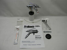 AirVerter ProTouch HVLP Industrial Paint Spray System w/Trigger Air Control #623