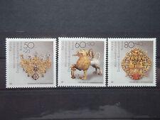 Berlin 1988 Michel Nr. 818, 819, 821 postfrisch