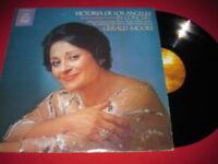 VICTORIA DE LOS ANGELES LP - GERALD MOORE - OPERA