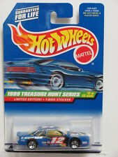 HOT WHEELS 1999 TREASURE HUNT SERIES  LIMITED EDITION T-BIRD STOCKER