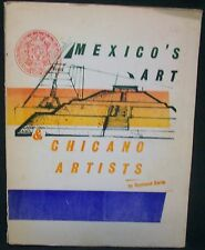 Mexico's Art and Chicano Artists by Barrio Raymond