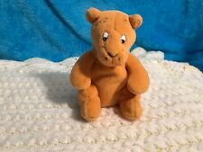 "Gund Classic Pooh Tigger Disney Plush Bean Bag 6"" Hand Made Toy"