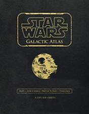Personalised Star Wars Galactic Atlas Hardback Book - Star Wars Fans Gift Boxed