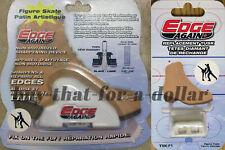 *NEW* Edge Again Manual FIGURE SKATE Sharpener + Replacement Tusk-Hand Held