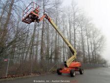 2006 JLG M600JP Electric 60' Telescopic Boom Lift Aerial Manlift Genset bidadoo
