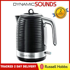 Russell Hobbs 24361 Inspire Electric Kettle 3000 W 1.7 Litre Black With