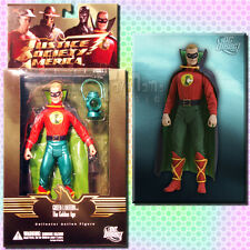 """DC DIRECT GOLDEN AGE GREEN LANTERN-JUSTICE SOCIETY OF AMERICA 6.75"""" FIGURE"""