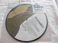 "MAGIC NUMBERS - LOVE ME LIKE YOU / DELPHINA'S SONG - UK 7""PICTURE DISC VINYL"