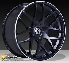 "Schmidt Gambit 9,0 & 10,5 x 21 "" Concave Alloy Wheels for BMW X5 E70"
