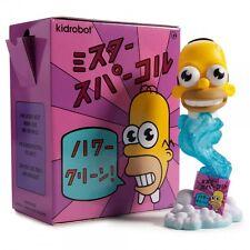 Mr. Sparkle Simpsons 7-Inch medium Figurine Kidrobot