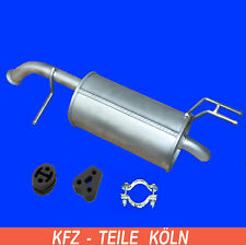 KIA PICANTO/Morning 1.0/1.1/Muffler Exhaust System + Set