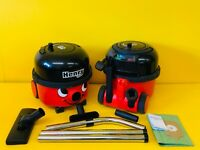 NUMATIC HENRY HOOVER - RED - VACUUM CLEANER - *HIGH SPEED* *1400W HIGH WATTAGE!*