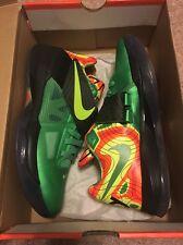 "Used Nike KD IV ""Weatherman"" US 9 DS Jordan Retro Bred 1 Asics Kobe Nerf Galaxy"