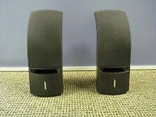 New listing Bose 161 Speaker Surround Sound Left & Right-Black