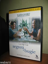 SEGRETI E BUGIE DVD NUOVO SIGILLATO MIKE LEIGH