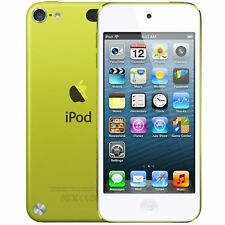Apple iPod Touch 5th Generation 32GB Yellow MP3 MP4 Dual Cameras - Latest Model