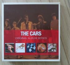 THE CARS ORIGINAL ALBUM SERIES 5 CD BOX SET, BEN ORR